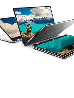 【Dell】New XPS 13 2-in-1