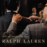 SPECIAL INVITATION from RALPH LAUREN