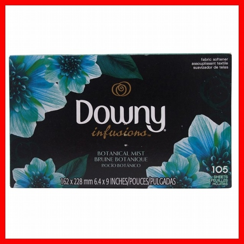 downyの柔軟剤シート